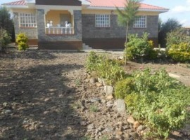 Ngong, Matasia 3 Bedroom House To Let