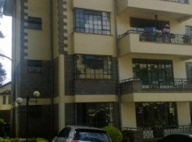 Kilimani - 3 bedroom apartments to let