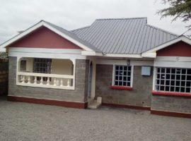 Three Bedroom Bungalows with  SQ in Ongata Rongai
