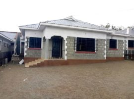 Three Bedroom House with SQ for sale in Ongata Rongai