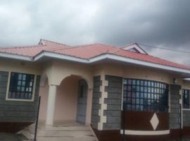 3 bedroom house to let in Ngong