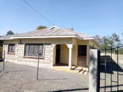 Newly built spacious 3 Bedrooms Bungalow for sale in Ongata Rongai, Nkoroi